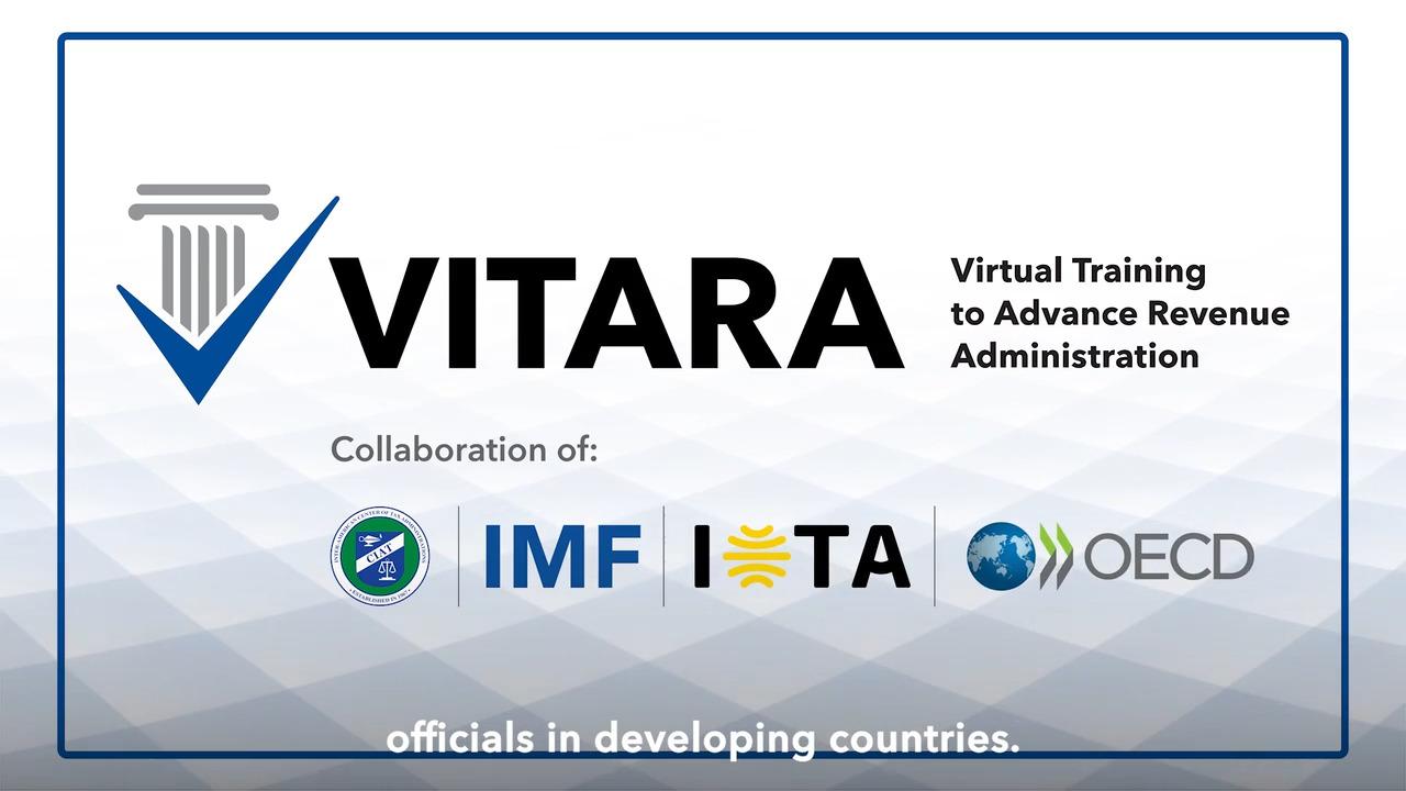 Virtual Training to Advance Revenue Administration (VITARAx)