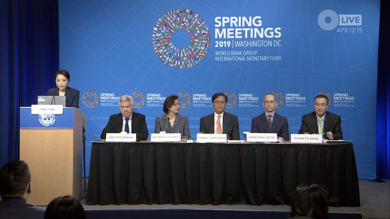 Chinese - Press Briefing: Asia and Pacific Department