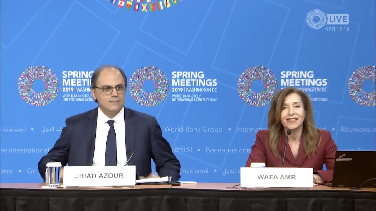 Arabic - Press Briefing: Middle East and Central Asia Department