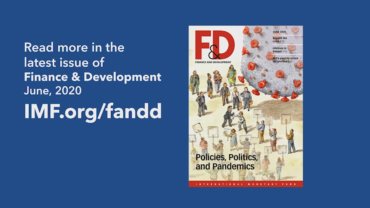 Finance & Development Magazine, June 2020