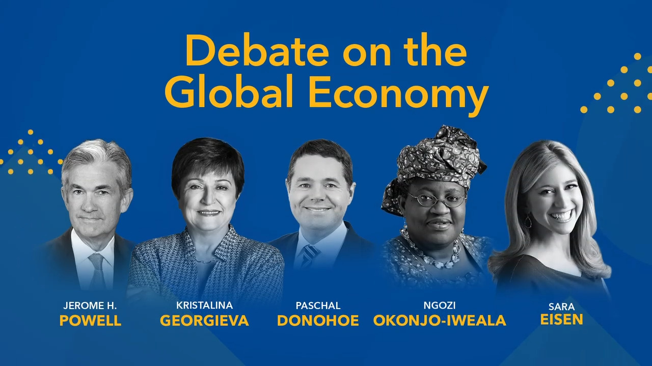 Coming Soon - Debate on the Global Economy