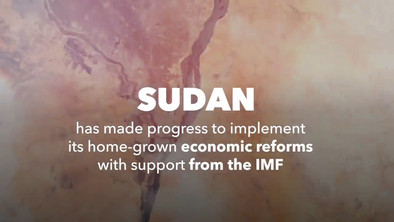 Sudan is eligible for Assistance HIPC