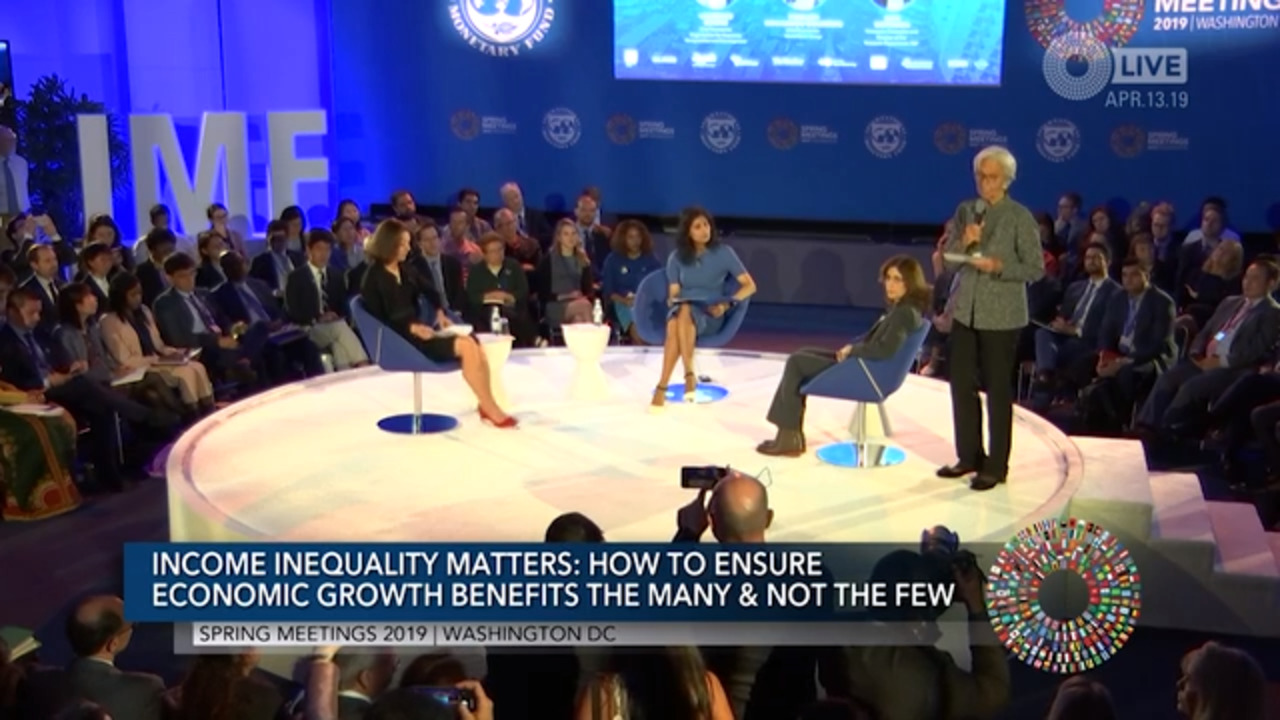 Income Inequality Matters: How to Ensure Economic Growth Benefits the Many and Not the Few