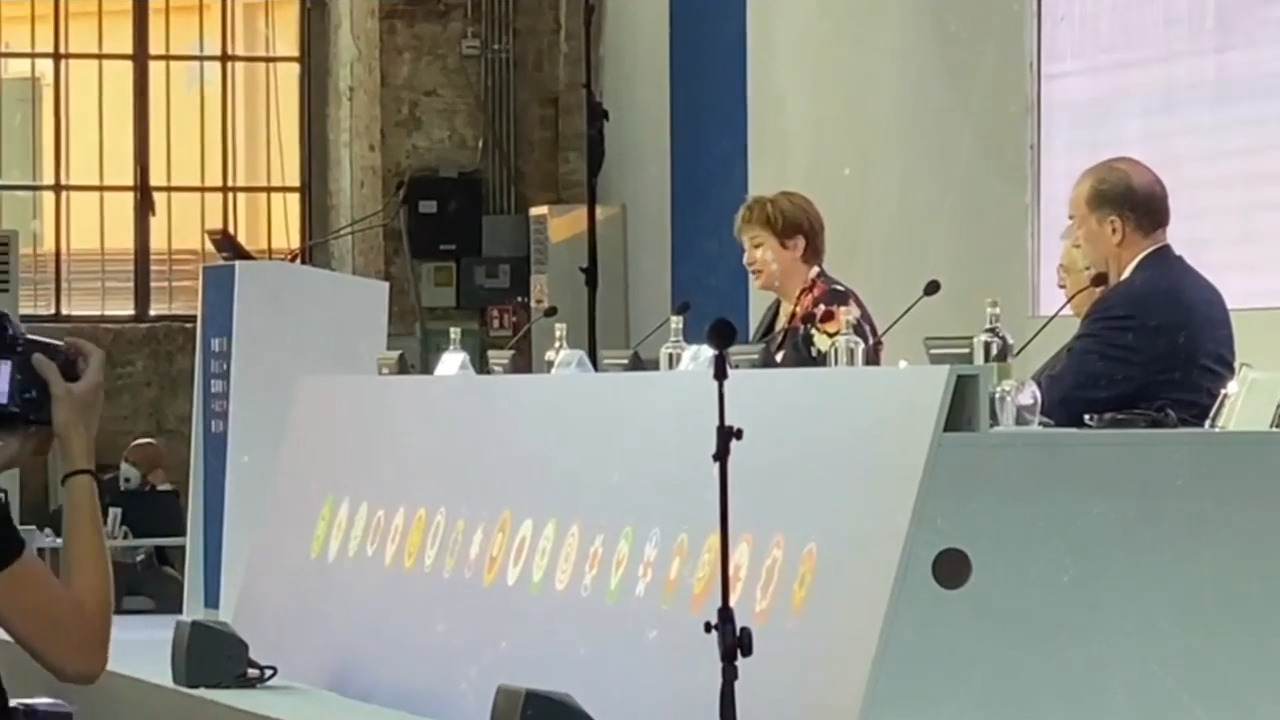 Remarks by Kristalina Georgieva at the Venice Climate Conference