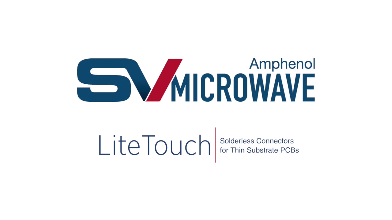 Amphenol SV Microwave | Millimeter Wave Connectors | Avnet