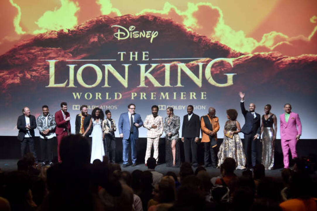 Is The Lion King in 3D? Is The Lion King in IMAX?