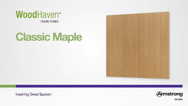 WoodHaven - Classic Maple