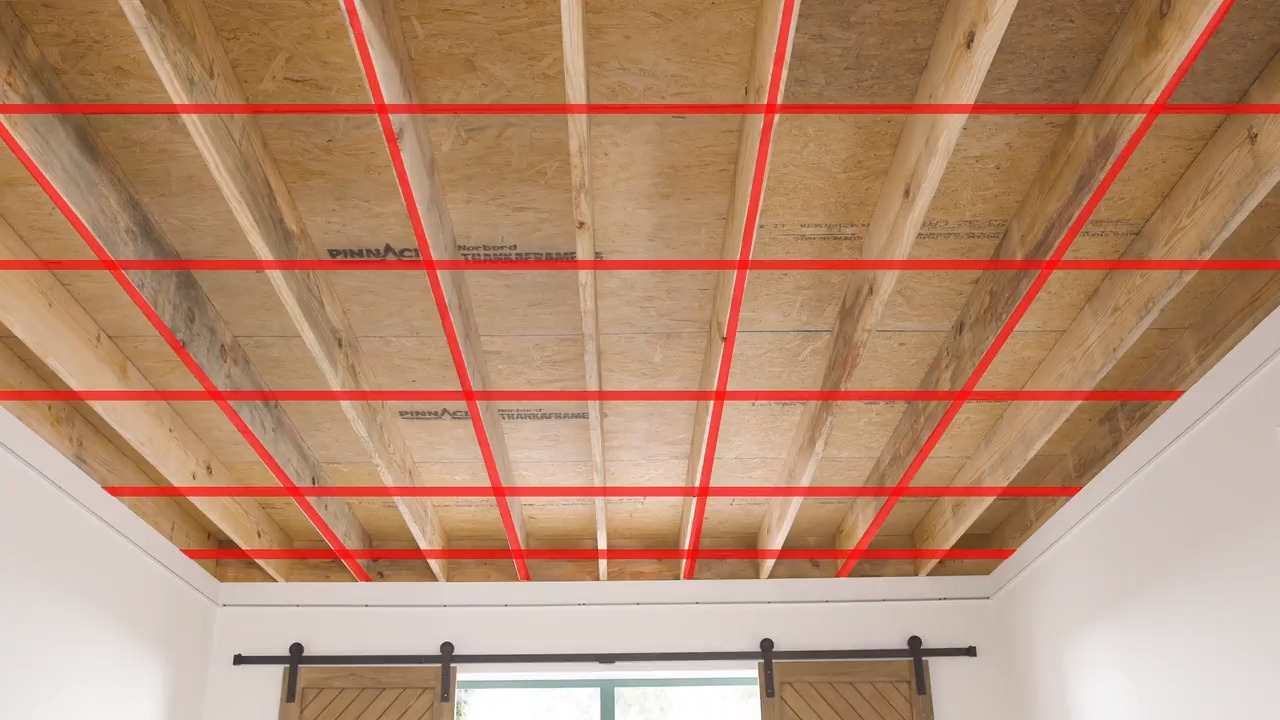 Ceiling Layout Considerations