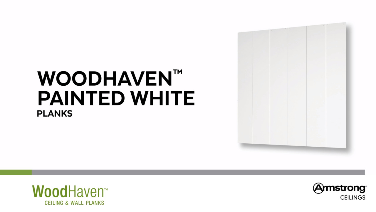 WoodHaven - Painted White