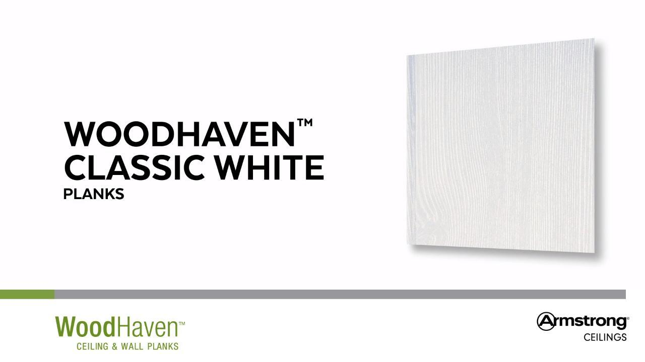 WoodHaven - Classic White