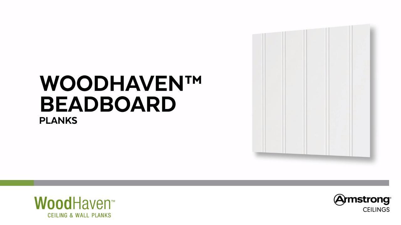 WoodHaven - Beadboard