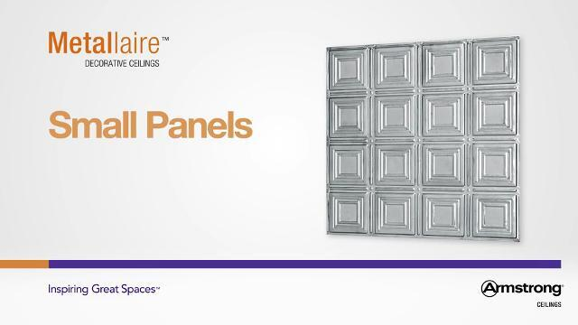 Metallaire - Small Panels
