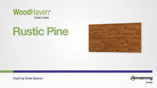 WoodHaven - Rustic Pine