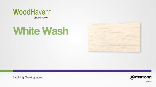 WoodHaven - White Wash