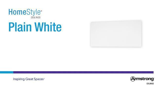 Plain White