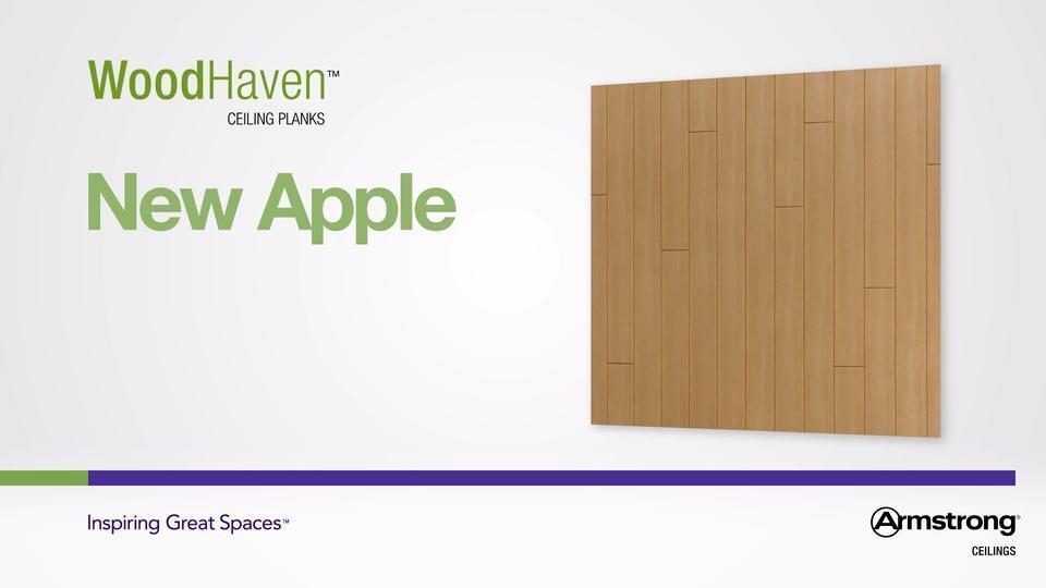 WoodHaven - New Apple