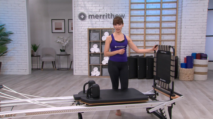 Watch to learn more about the Cardio-Tramp