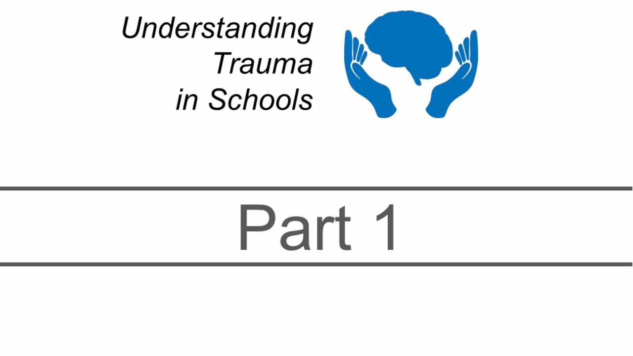 Understanding Trauma - Part 1 - Preview