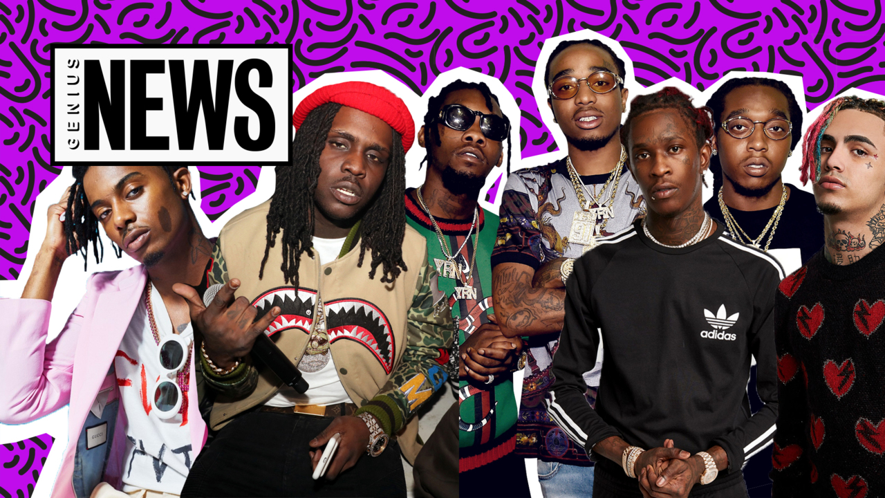 Lil Pump, Jeezy & How Ad-Libs Took Over Hip-Hop | Genius