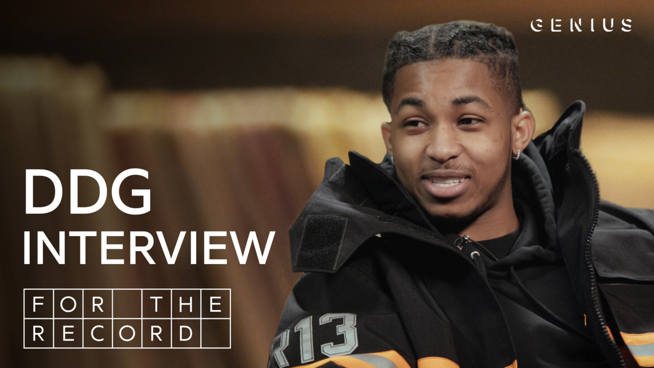 DDG Discusses His Music Career & The Rise Of YouTube Rappers