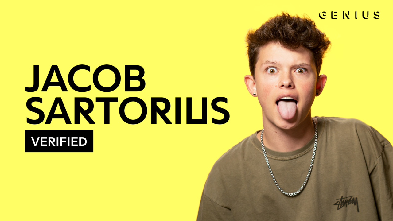 Jacob Sartorius Breaks Down The Meaning Of