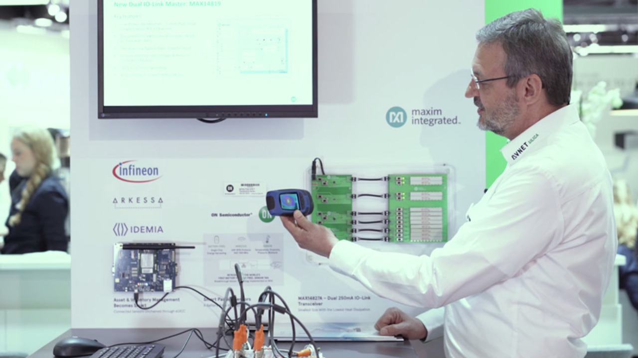 Maxim Integrated Go-IO PLC | Avnet Silica