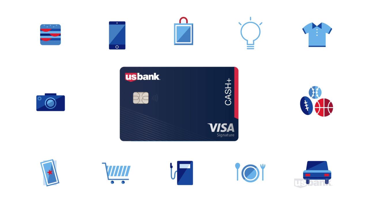Cash+ Credit Card Site Video
