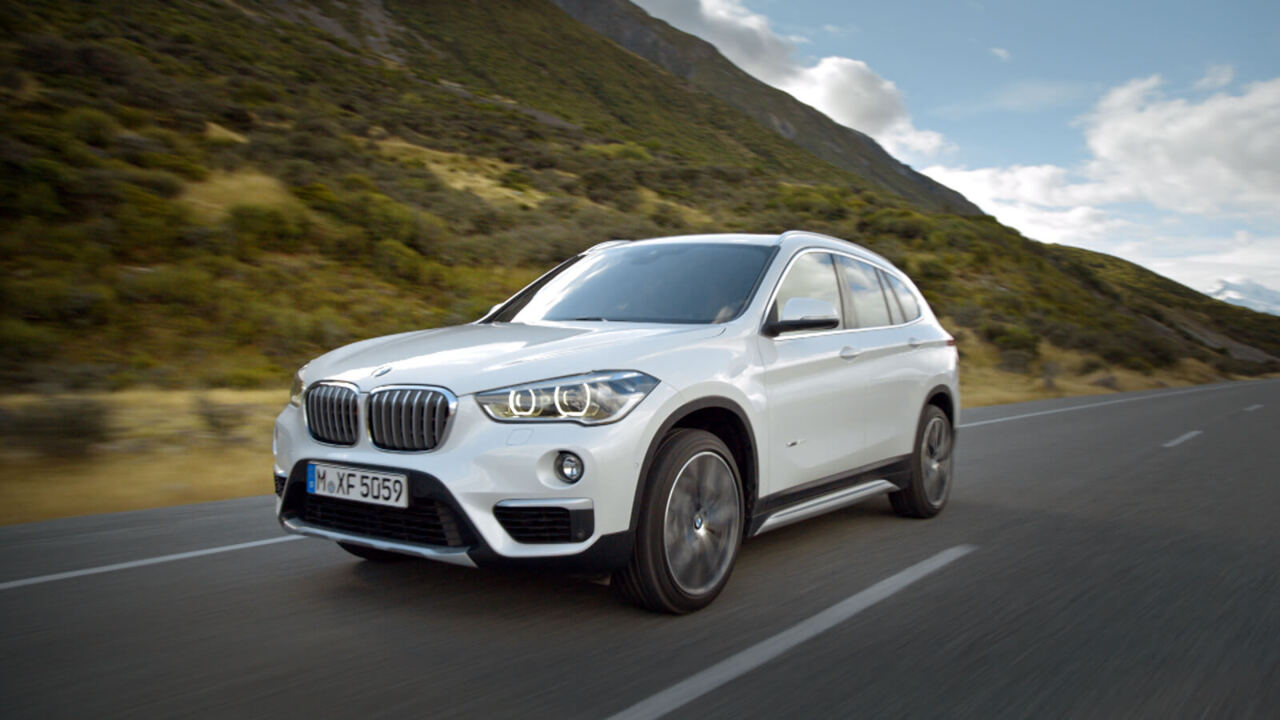Bmw X1 Sav Model Overview Usa