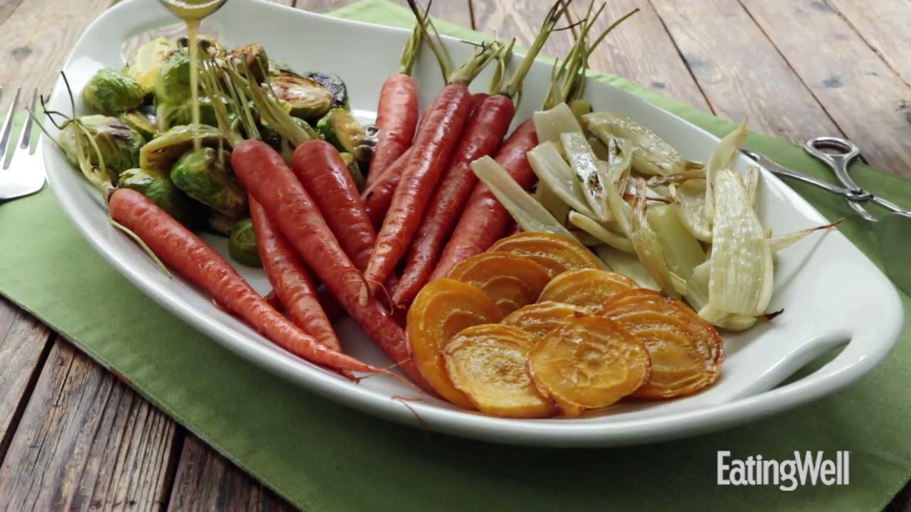 How to Make Roasted Vegetable Antipasto