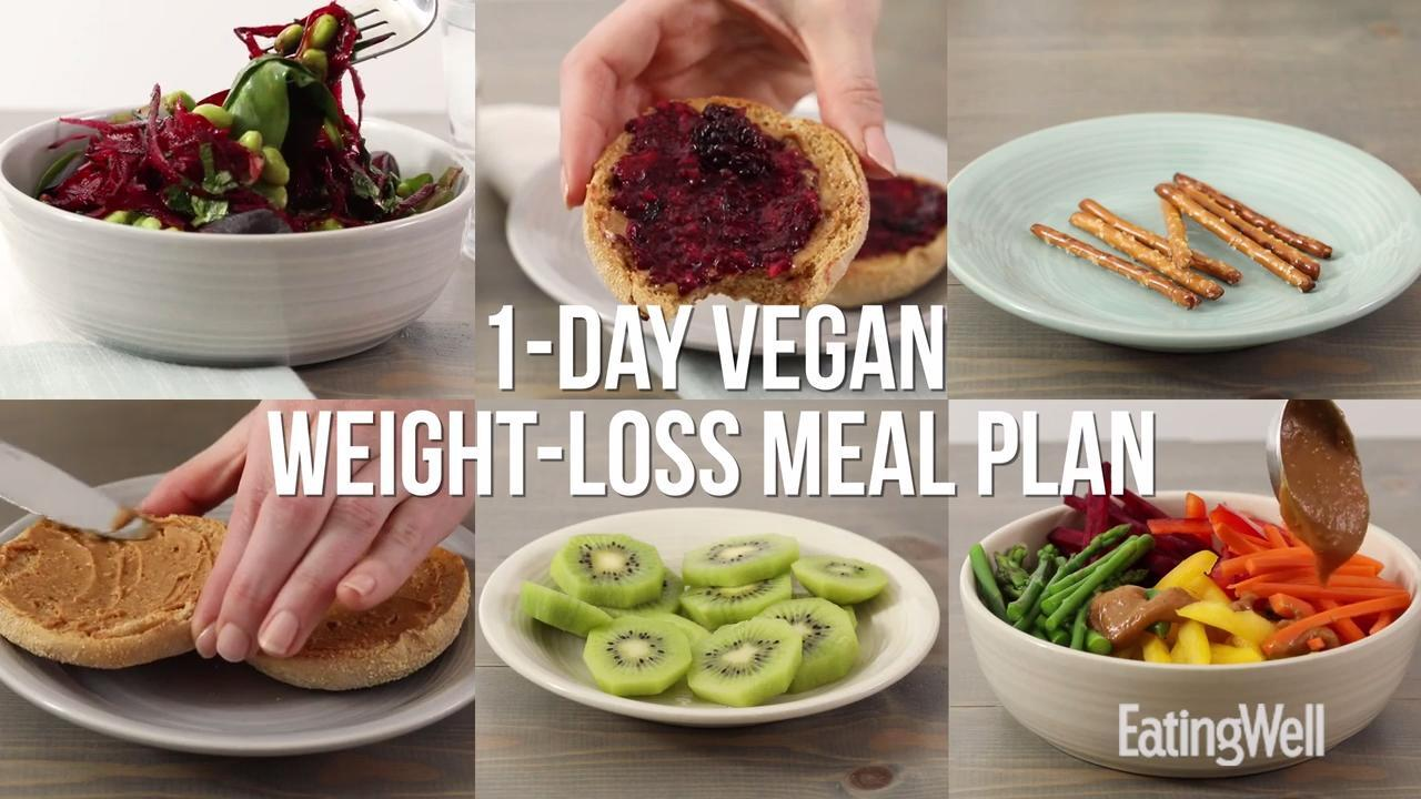 Meal and fitness plan to lose weight