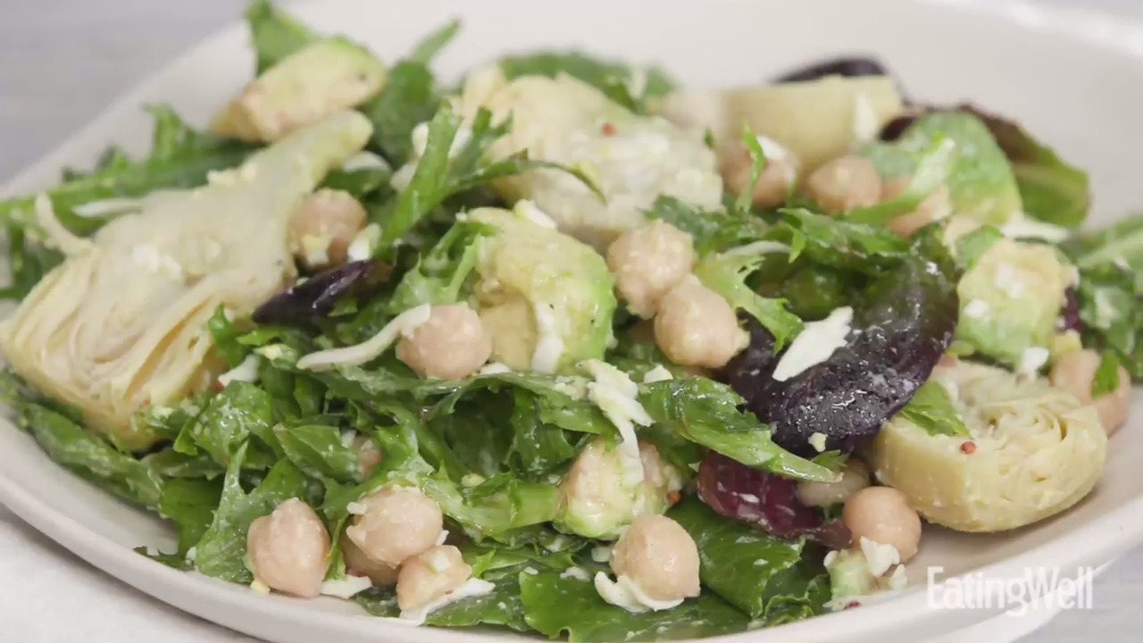 How to Make Flat Belly Salad