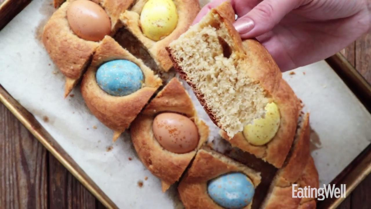 How to Make Easter Bread