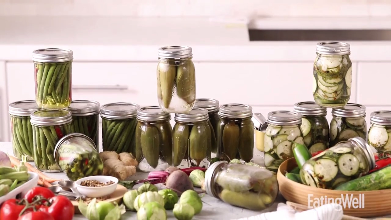 How to Pickle Anything (No Canning Necessary) | EatingWell