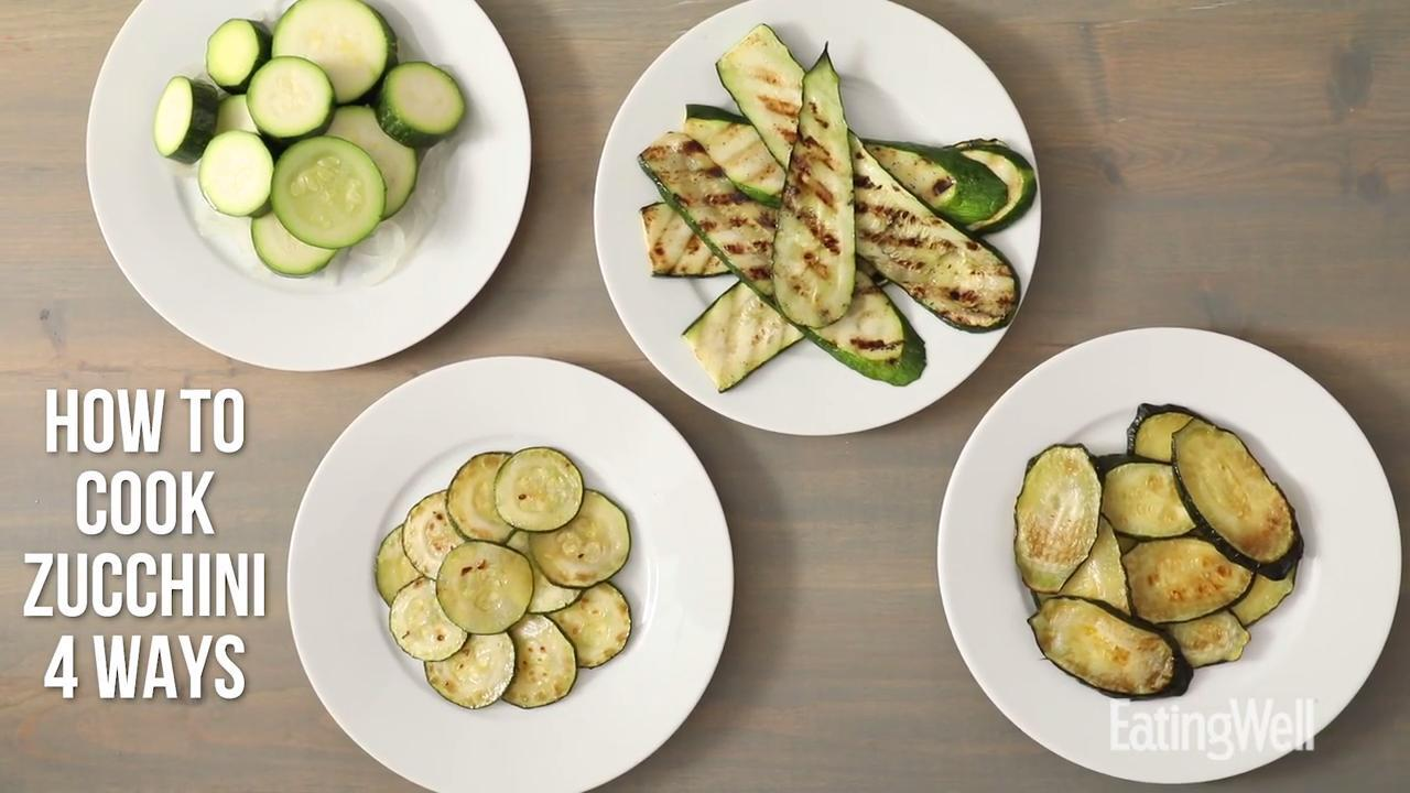 How to cook from zucchini zucchini: detailed recipe