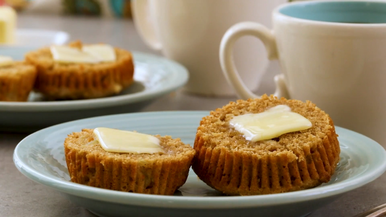 How to Make Apple Cinnamon Muffins