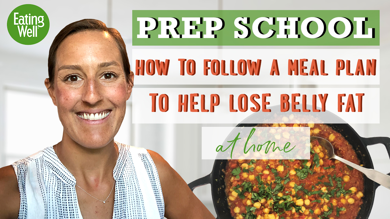 Prep School: Flat Belly Meal Plan