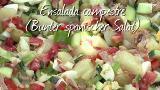 Bunter spanischer Salat (Ensalada campestre)