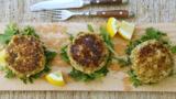 Galettes au saumon faciles