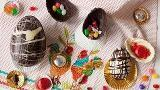Schokoladeneier selbstgemacht