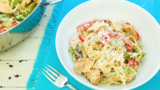 Cajun Chicken and Capsicum Pasta