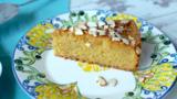 Gâteau polenta au citron