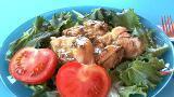 Pollo al ajillo  (kip met knoflook)