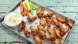 Buffalo wings (asa de frango apimentada)