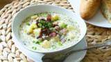Easiest Potato Bacon Soup