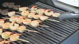 Barbecued Prawn Scampi