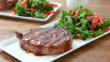 Worcestershire Pork Chops