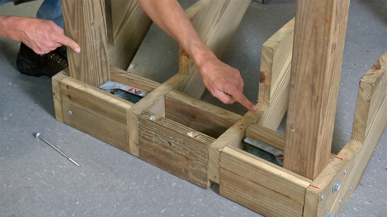 Stair Stringers For Strong Stairs