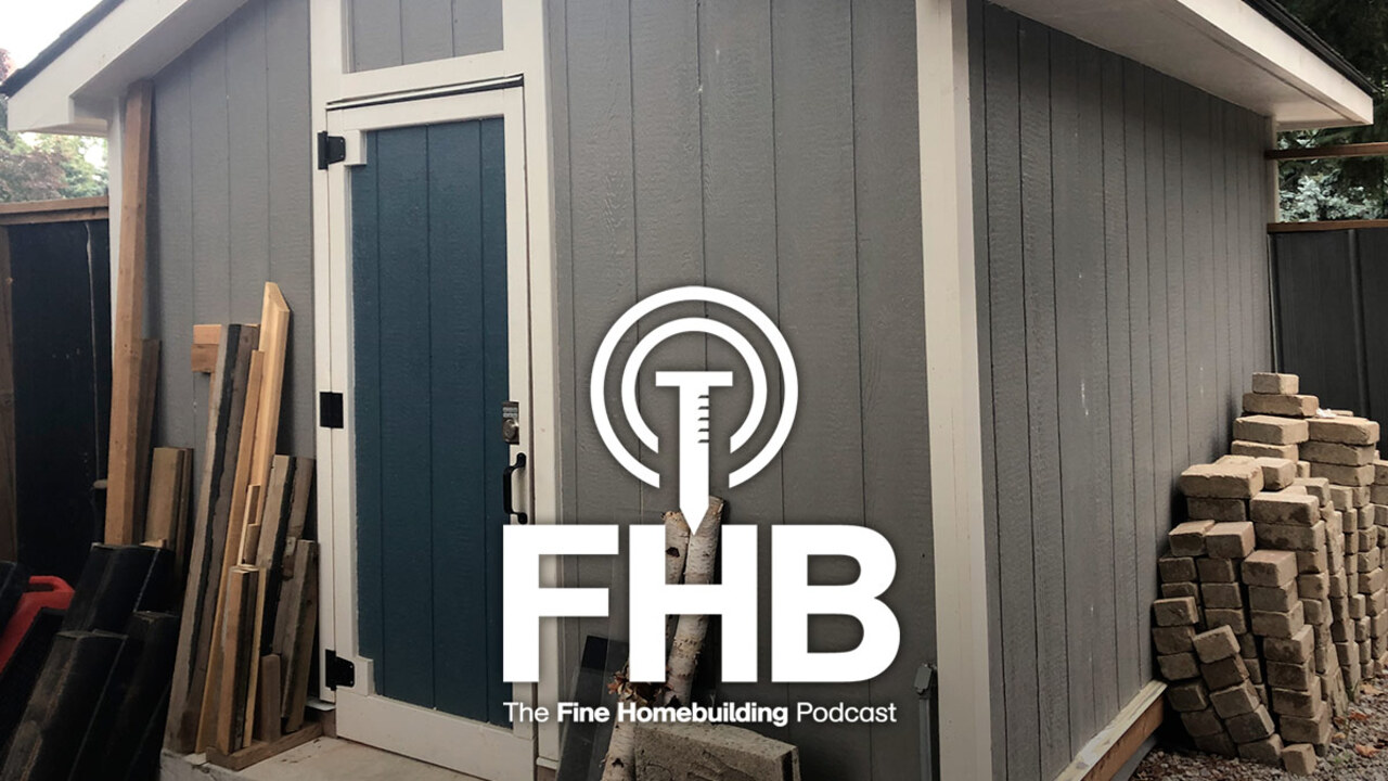 Podcast 293: Staying Profitable, Extension Jambs, and Smoke That Don't Stink