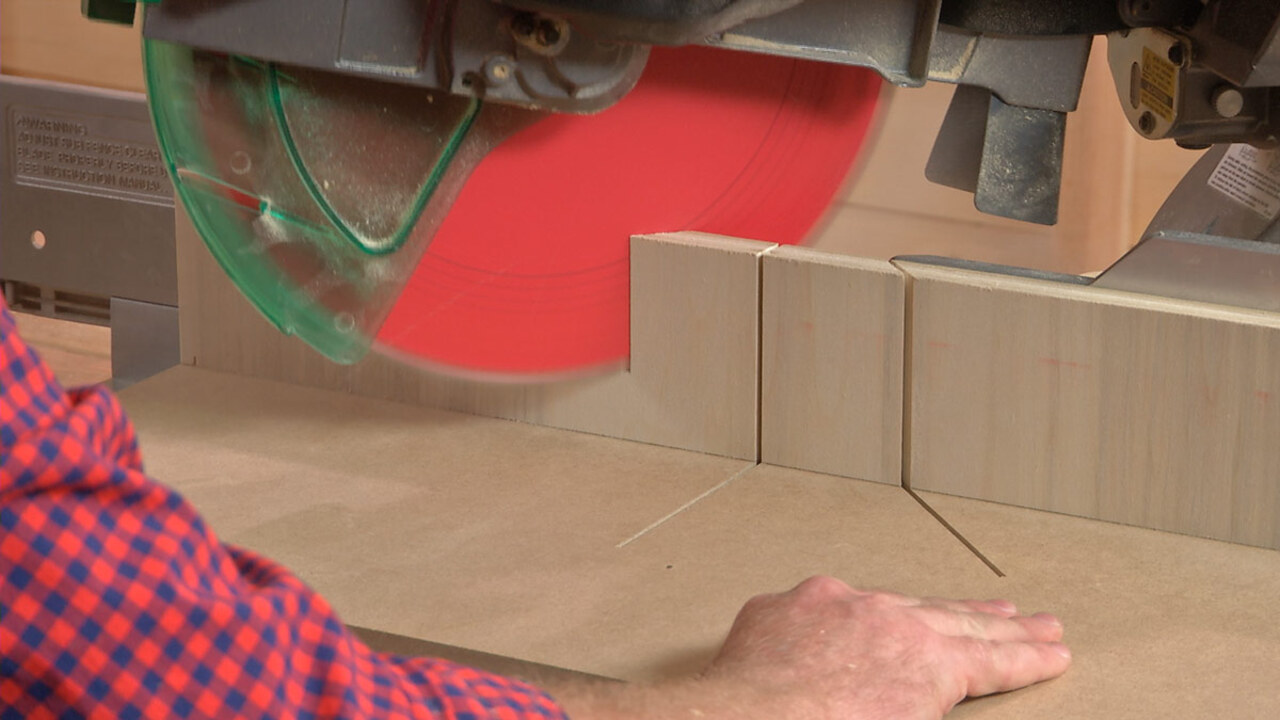 How to Make a Zero-Clearance Miter Saw Fence