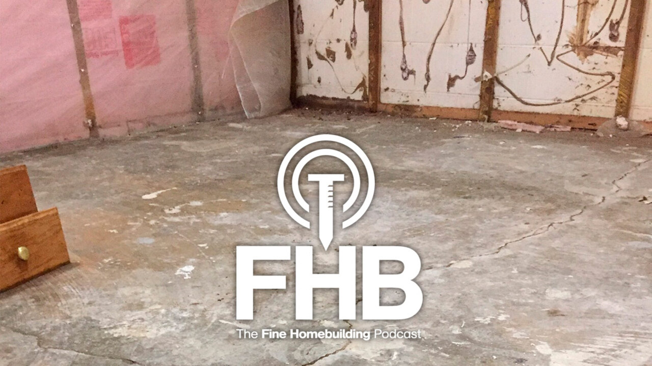 Podcast Episode 169: Efficient Fireplaces, Healthy Humidity Levels, and Soundproofing Solutions